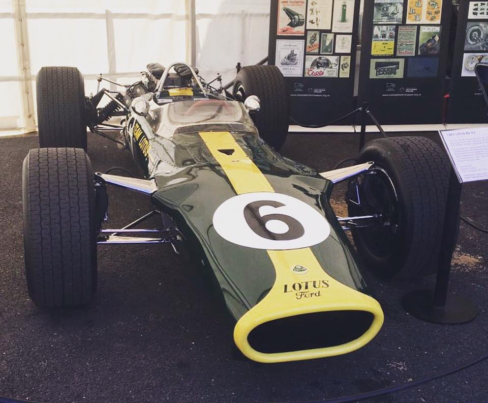 Lotus 49 - Beaulieu