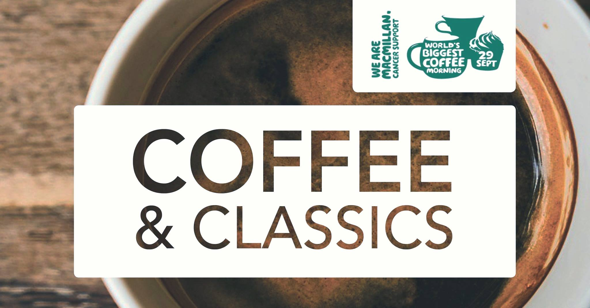 Coffee and Classics - David Manners Group