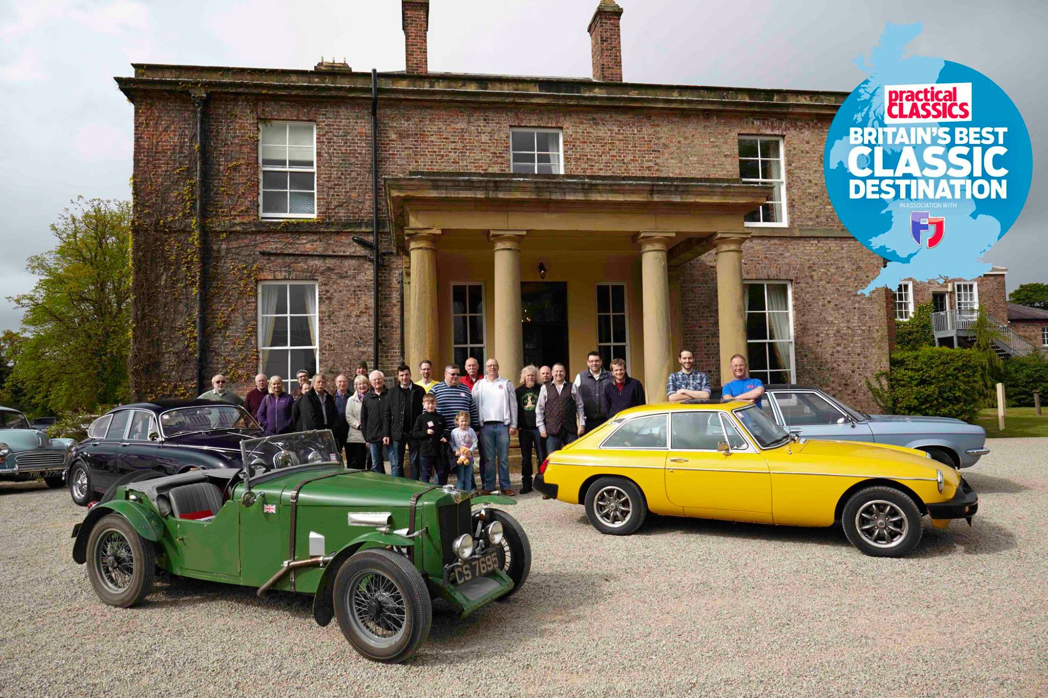 Britains Best Classic Destination with Practical Classics