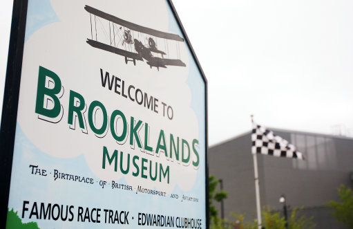 Glorious Brooklands Museum