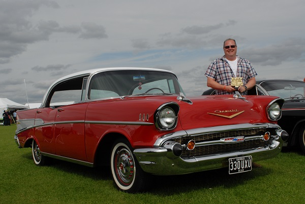 Classic American Car of The Year Heat 7 winner