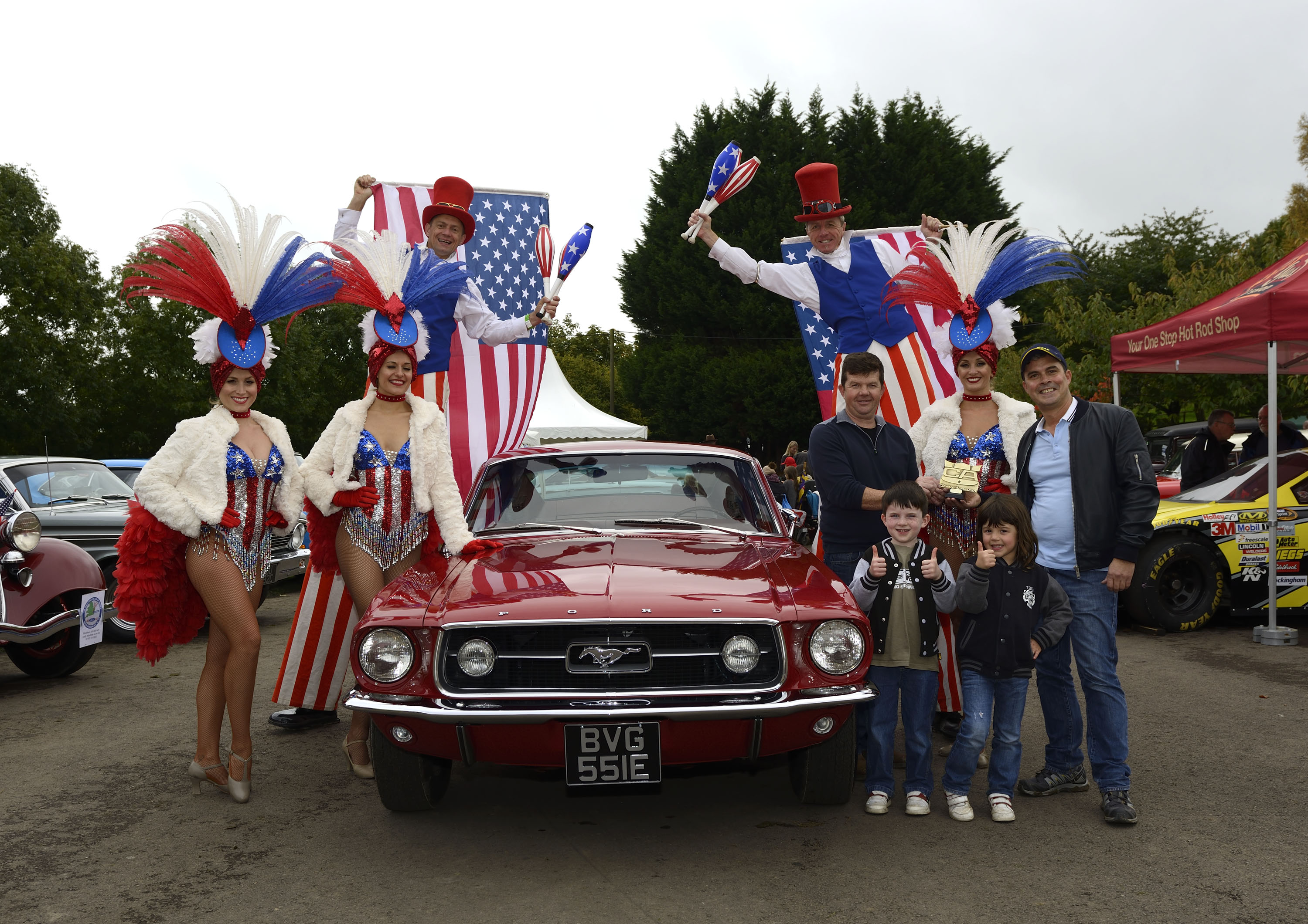 The Last Winner of the Footman James Classic American Car of the ...
