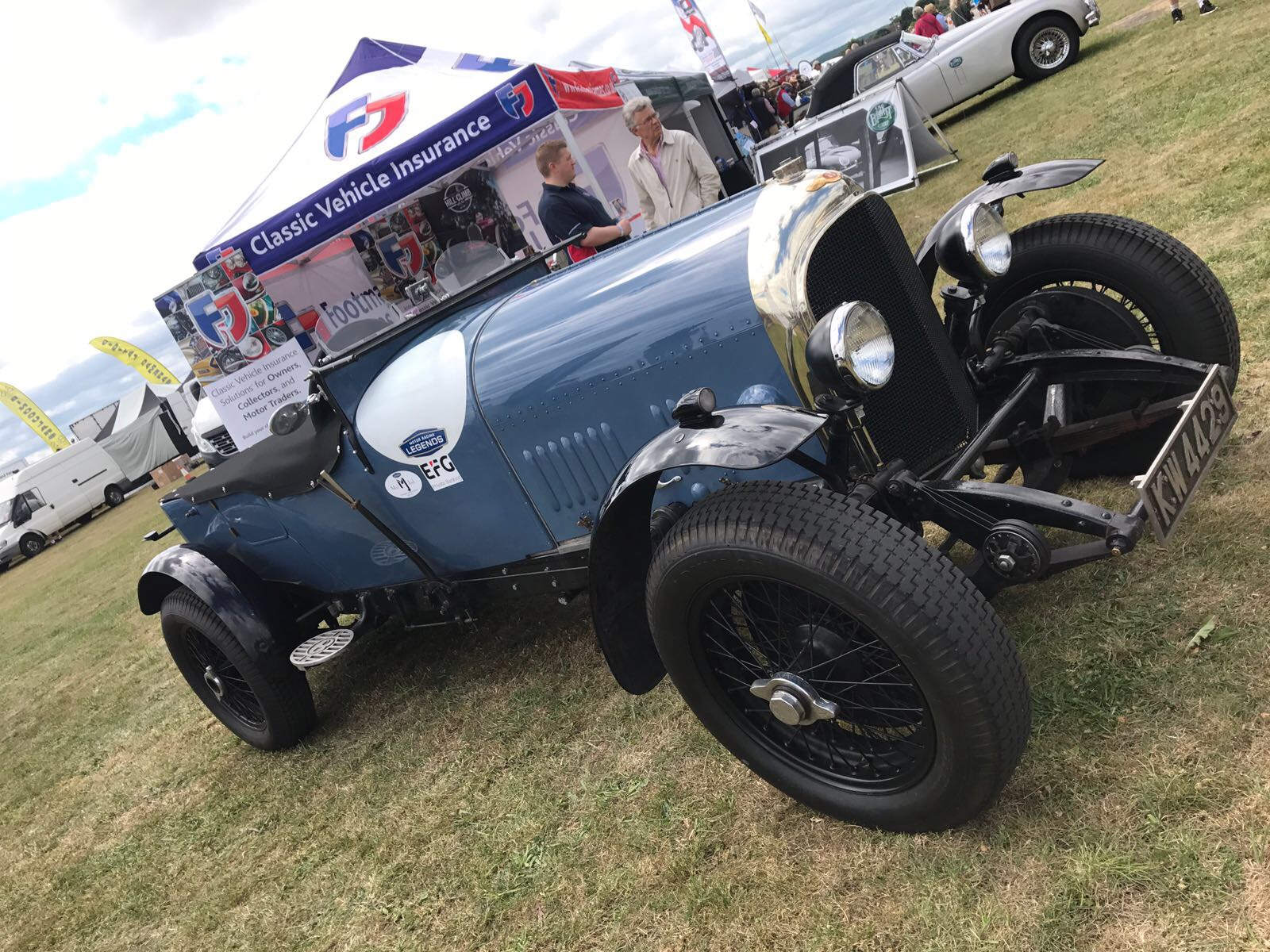 1928 3 litre Bentley