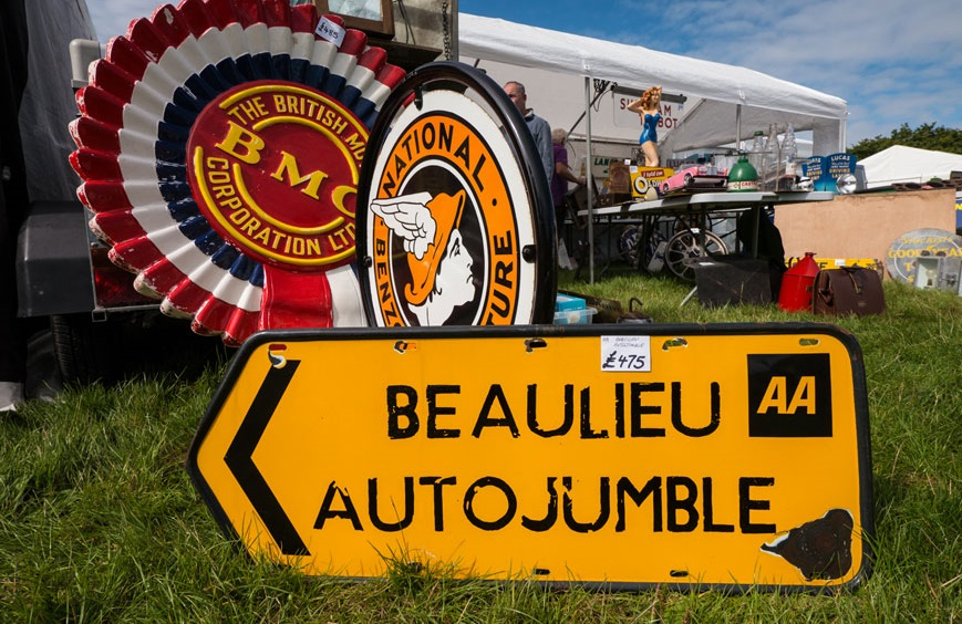 Beaulieu International Autojumble