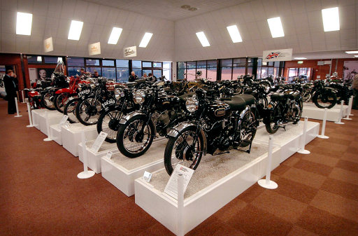 National Motorcycle Museum 2016 Activities