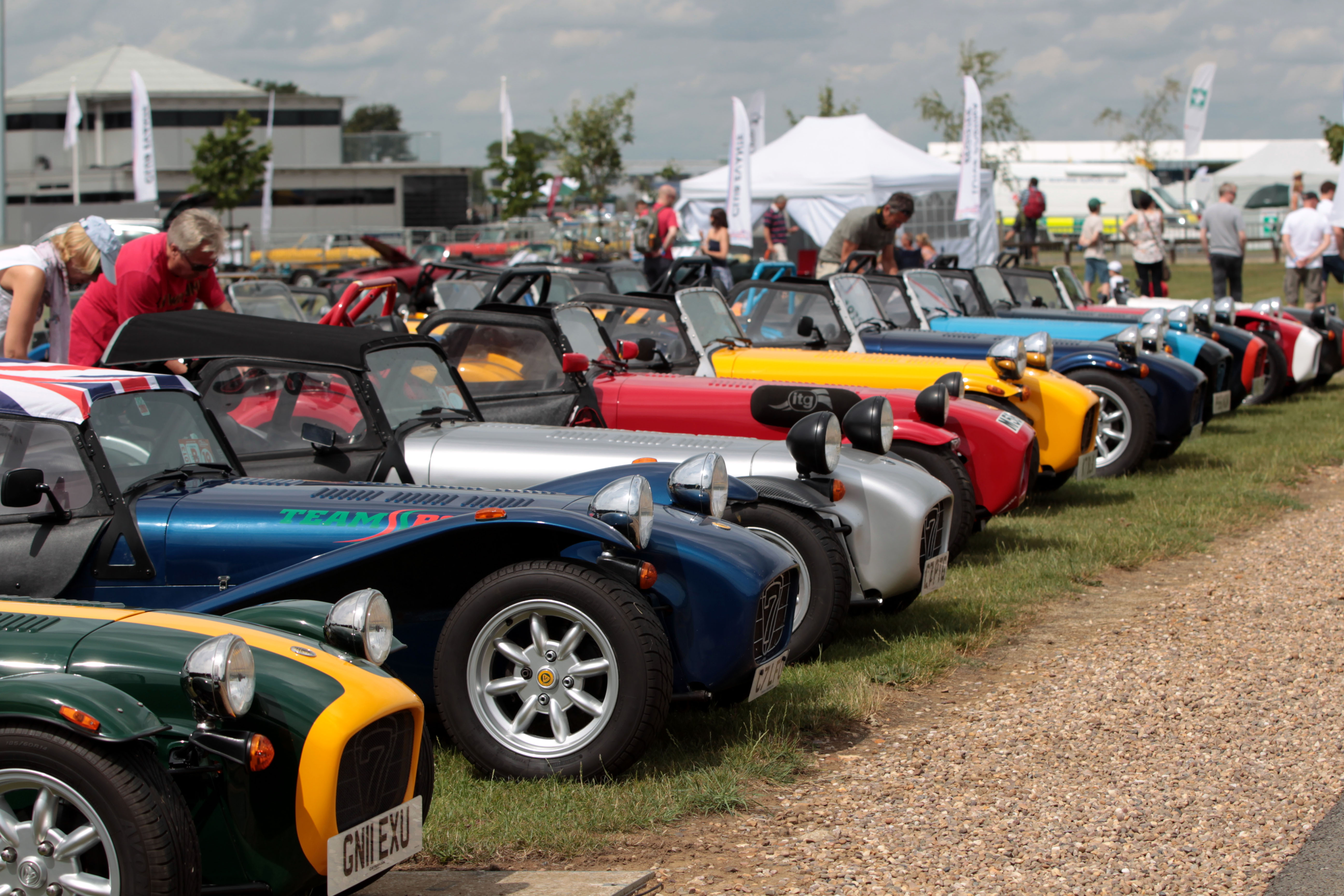 The 2014 Silverstone Classic