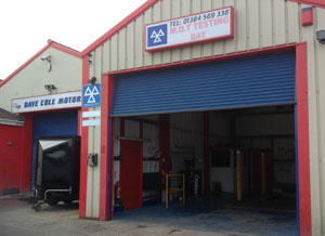 Accredited MOT Garage