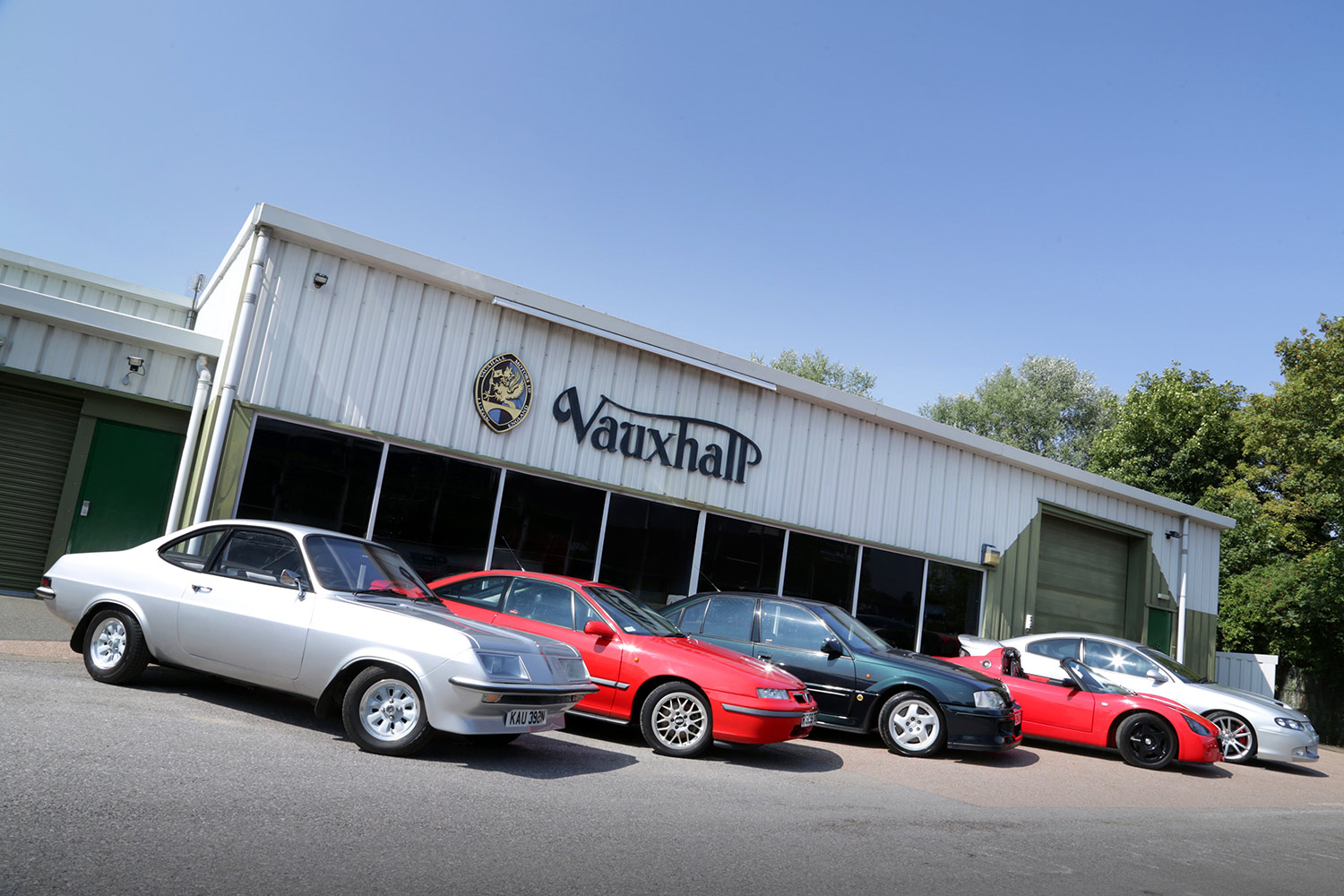 The Vauxhall Heritage Centre will play host to a poignant collection of classics