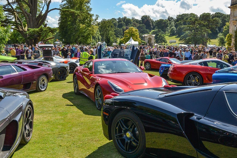 The Wilton Classic Supercar Show