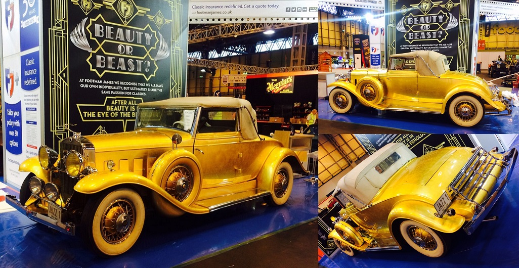 1931 Cadillac Fleetwood Drop Head Coupe