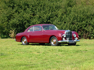 Bentley S1 Continental Sold For £308000