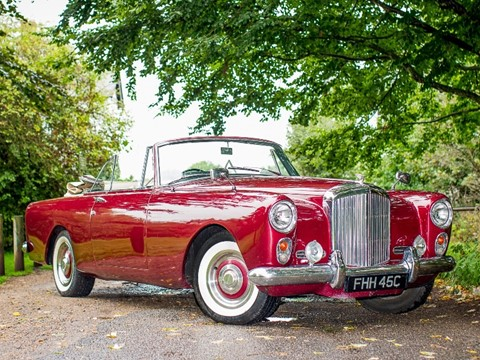 Bentley S2 Convertible