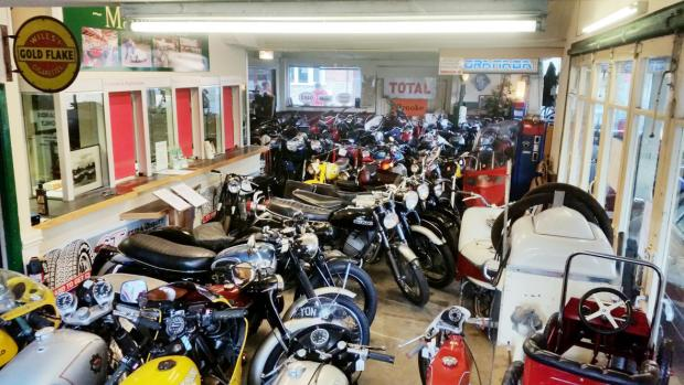 Classic Motorcycle Auction