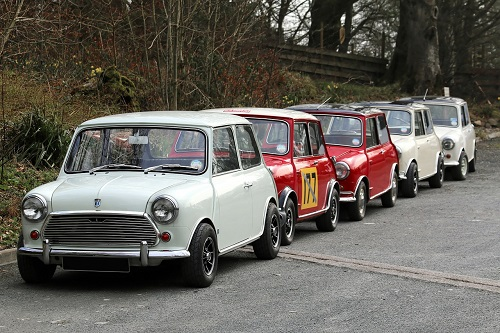 The Mini was voted the second most influential car of the 20th century