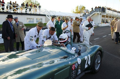 Classic car buffs looking to see more shows can visit the Goodwood Revival
