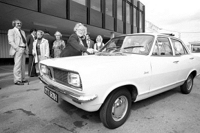 The Vauxhall Viva seems a sound investment