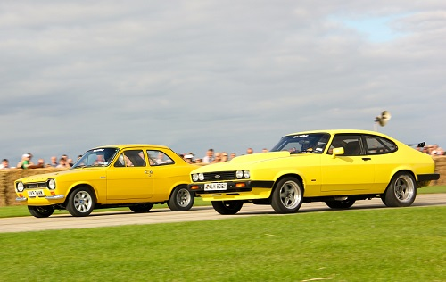 Ford Cortina & Capri