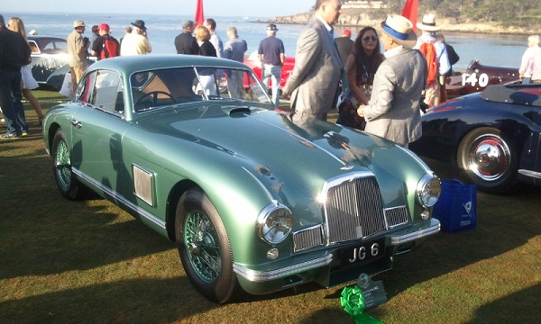 JD Classics fared well at the Pebble Beach Concours d'Elegance