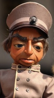 Parker from Thunderbirds