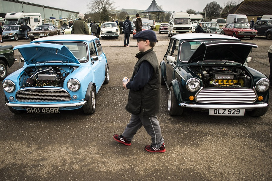 MOT exemption for modified classics | Footman James