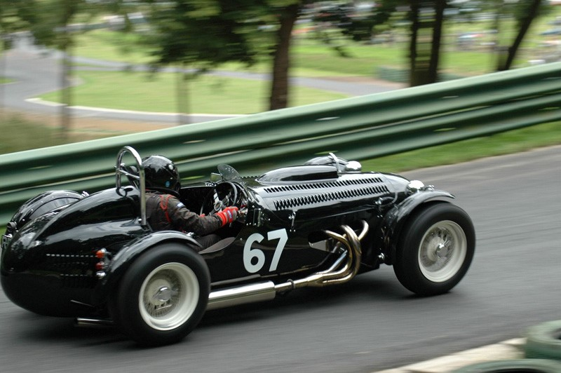 Bentley T Type Single Seater