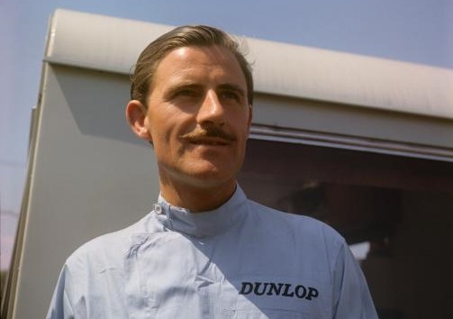 Graham Hill is to be honoured at the show