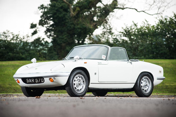 White Lotus Elan