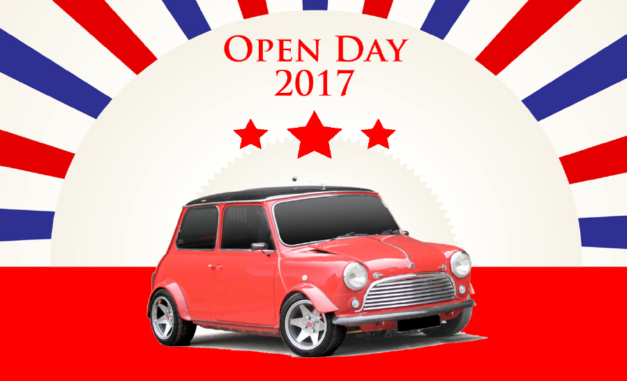 DMG Mini Open Evening