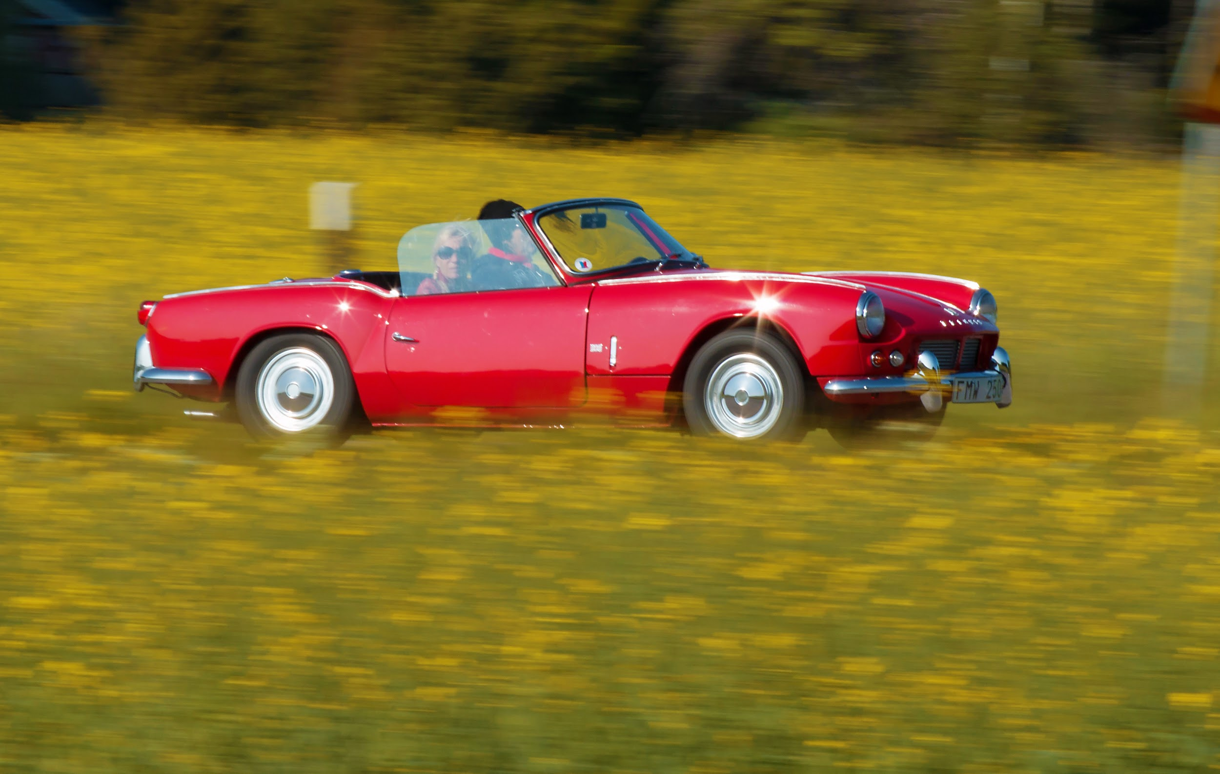 Classic Car of the Month - Triumph Spitfire