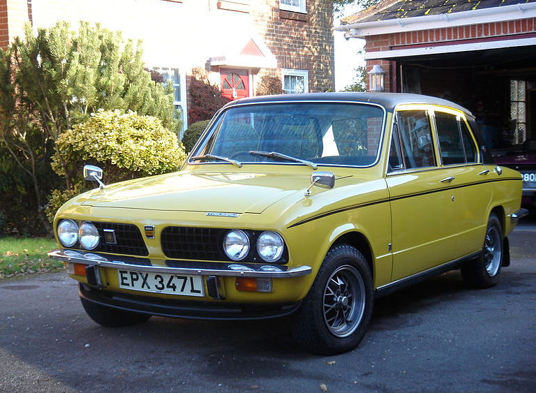 Classic car of the month - Triumph Dolomite