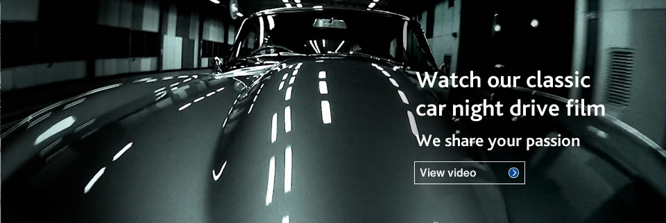 Classic Car Insurance - Specialists for Over 25 Years