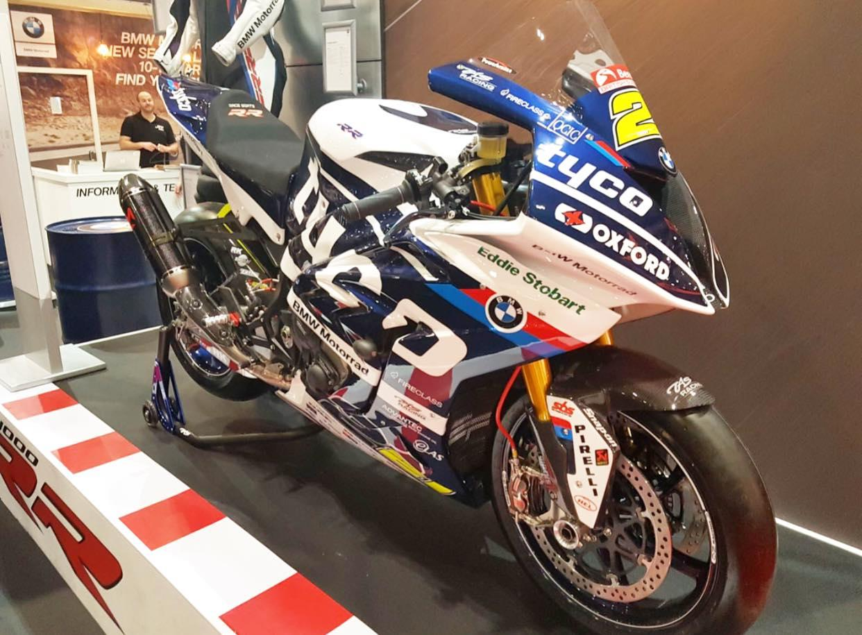 BMW Motorsport Motorcycle