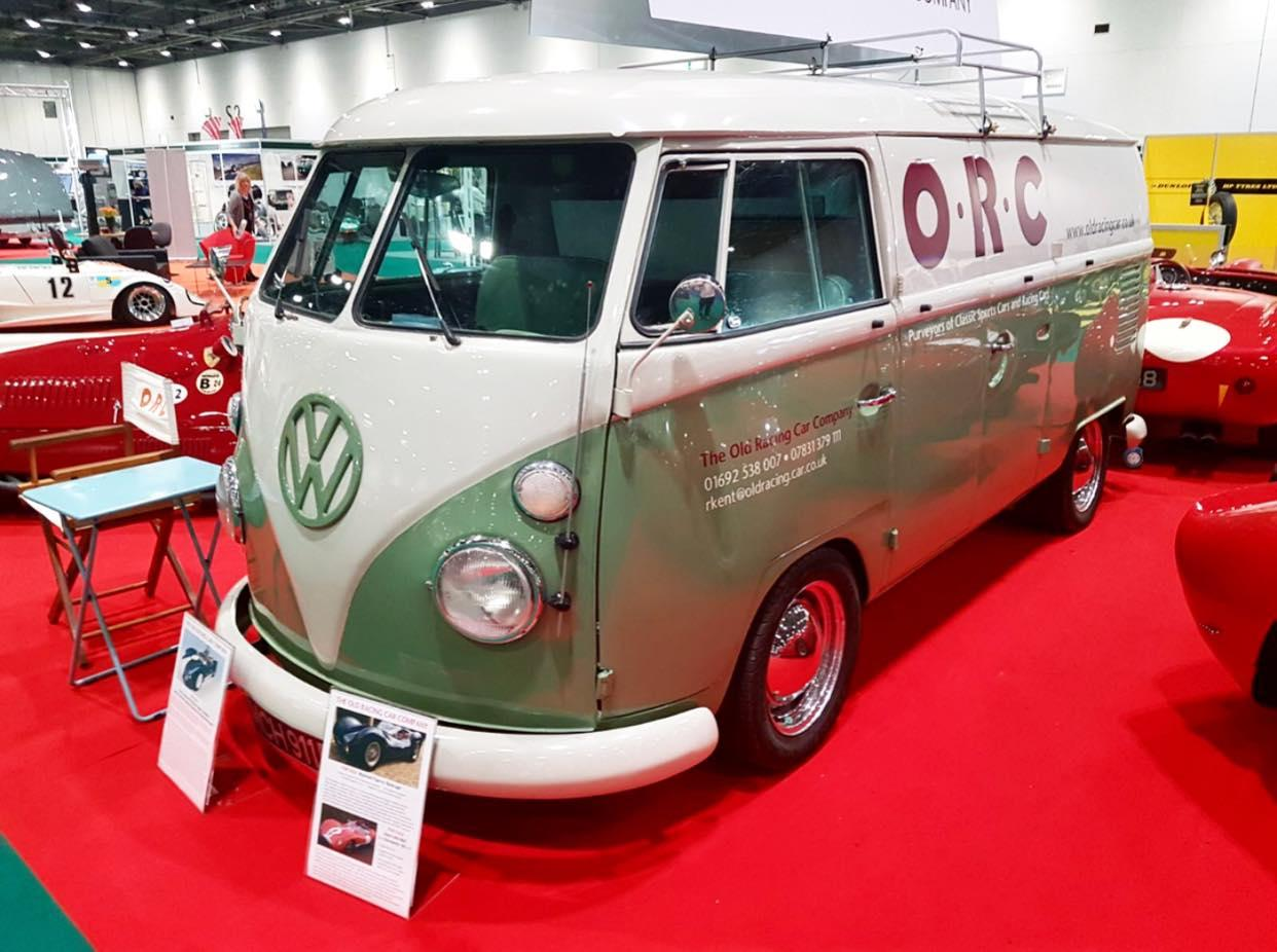 Old Racing Car Company VW Campervan