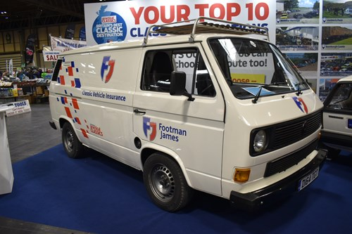 Footman James' VW T25