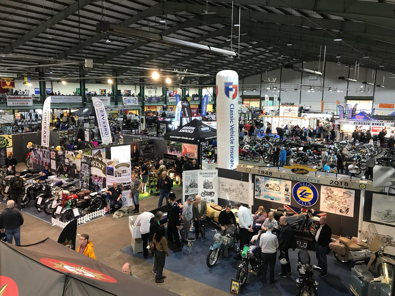 The International Motorcycle Show