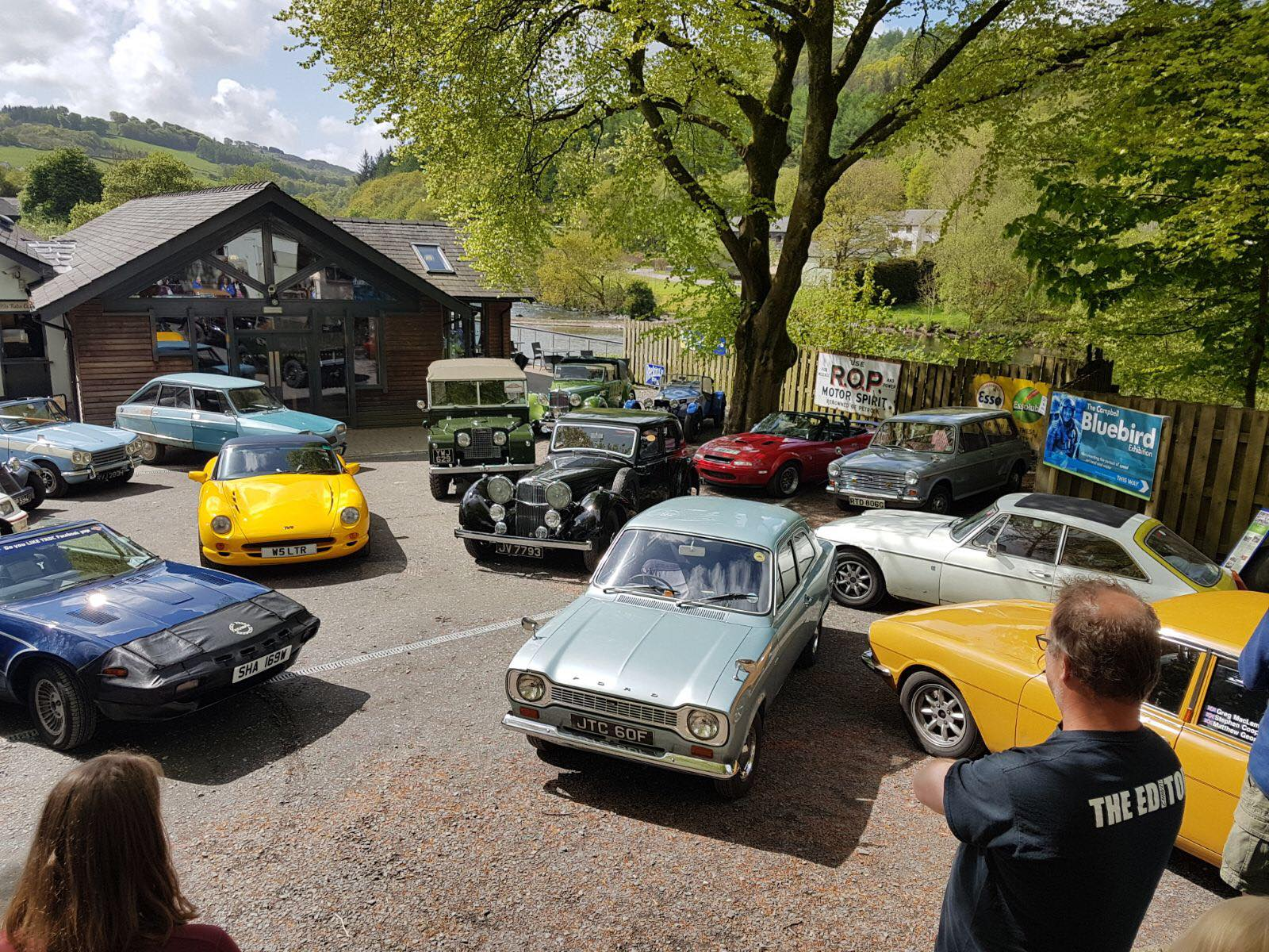 Searching for Britain's Best Classic Destination