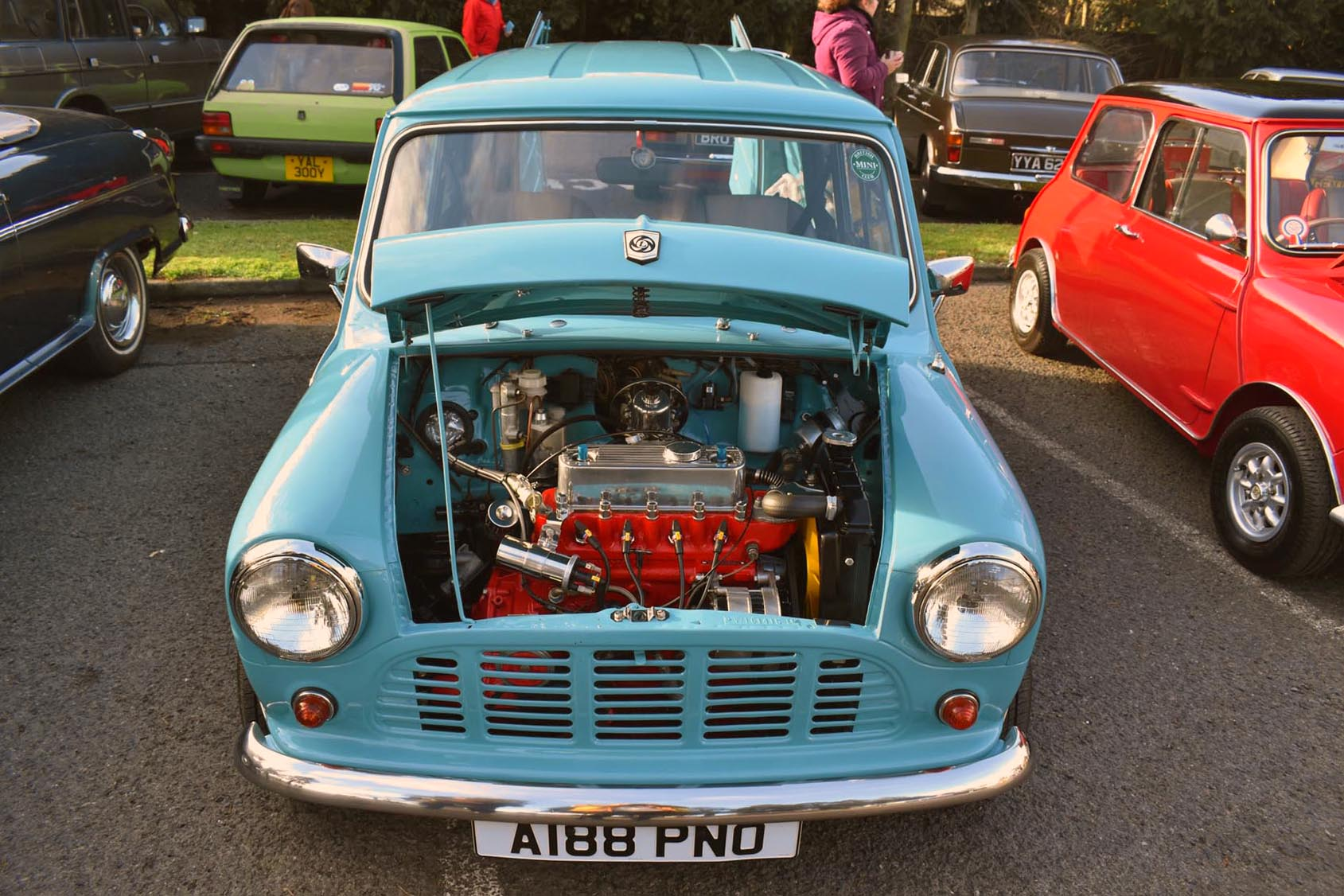 Classic Austin Morris Mini engine.jpg