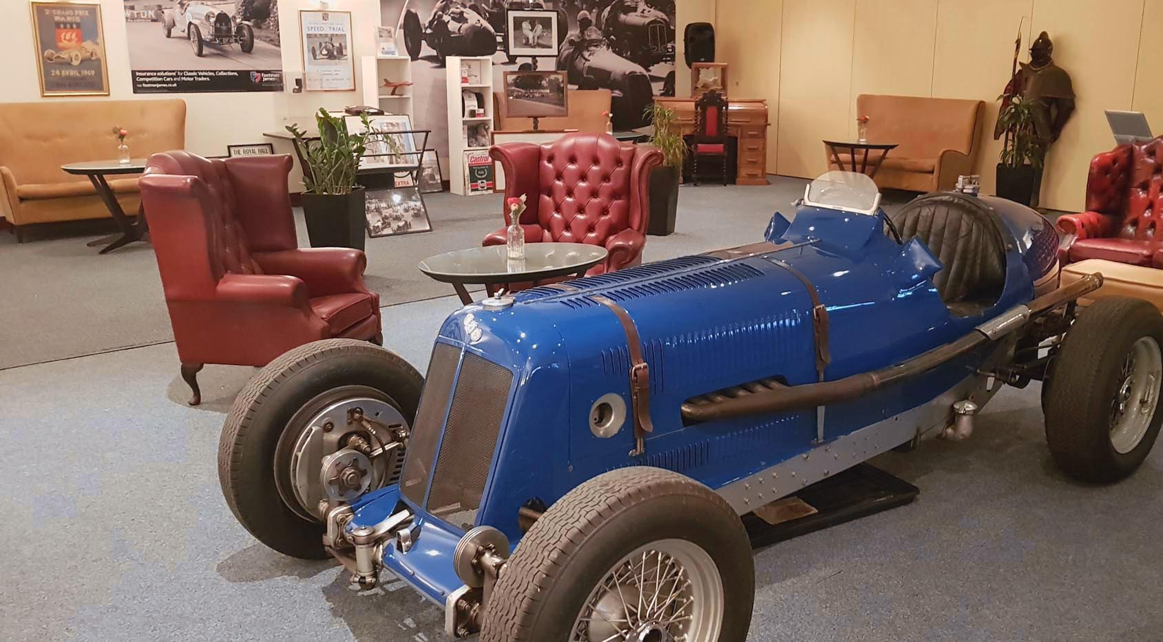 Vintage Vehicle in the Drivers Club.jpg