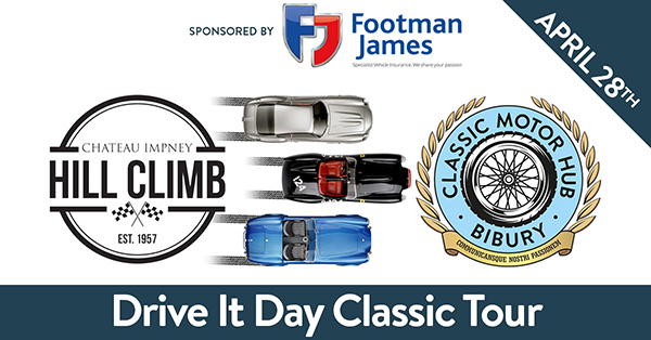Drive It Day Classic Tour 2019