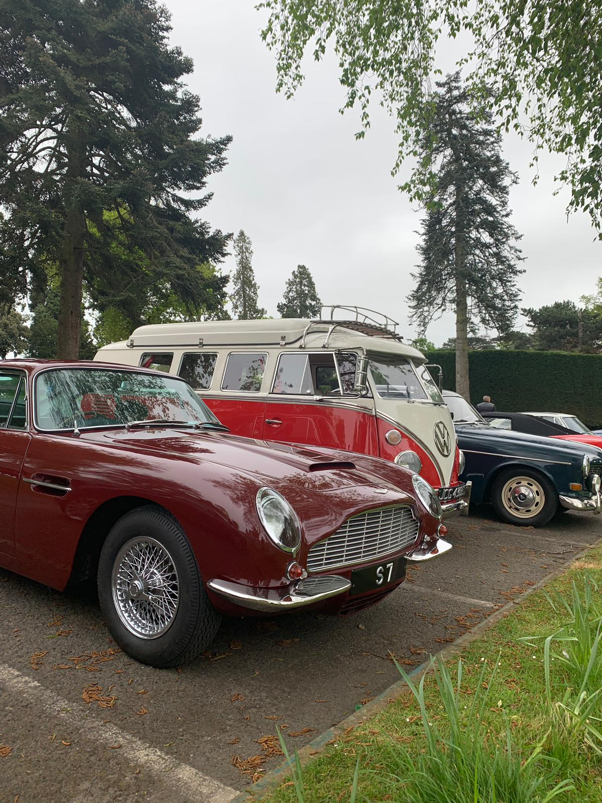Classics under the trees at Chateau.jpg
