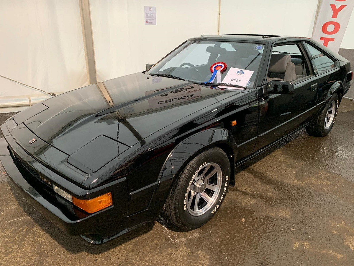 Best 80s Car - 1985 Toyota Celica Supra