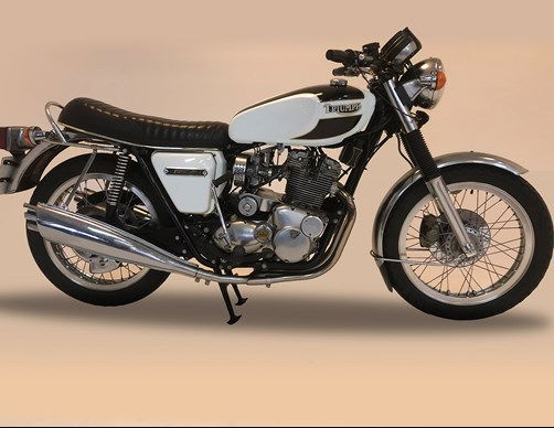 Triumph Trident T160 motorcycle